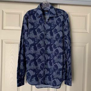 Saks Fifth Avenue Formal Men Shirt